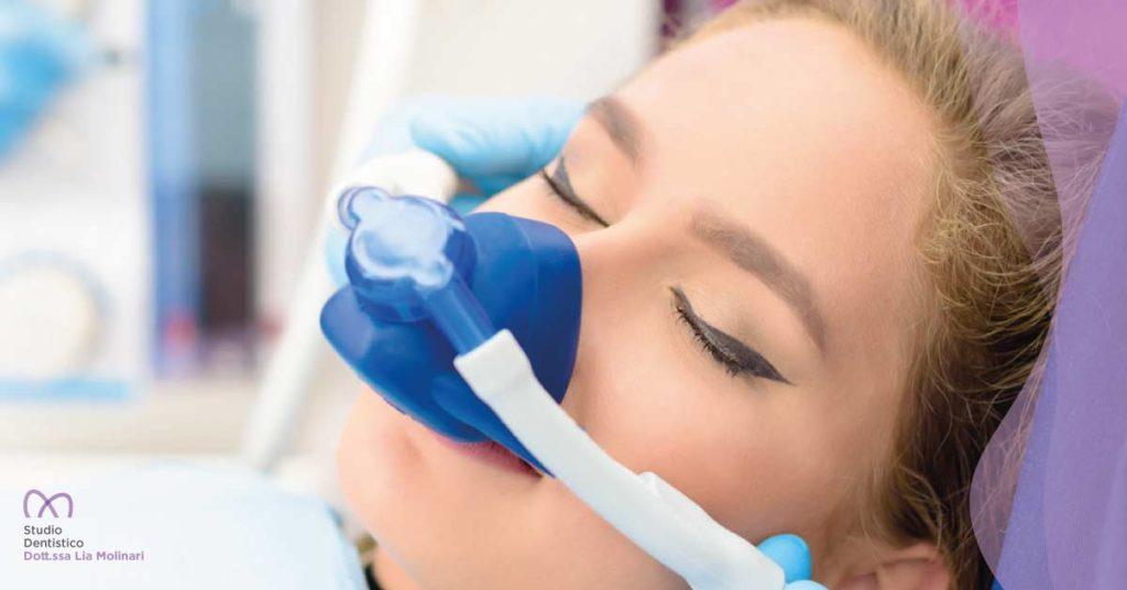 Sedazione cosciente   Studio Dentistico Lia Molinari